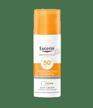 Eucerin Sun Creme Tinted CC Medium FPS 50+