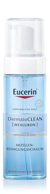 Eucerin DermatoCLEAN [HYALURON] Mizellen-Reinigungsschaum