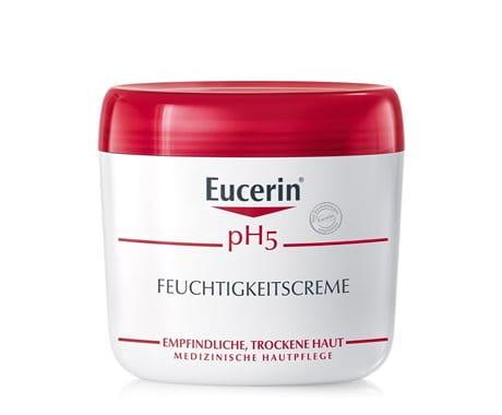 Feuchtigkeitscreme für empfindliche, trockene Haut