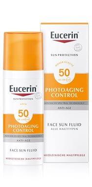 Eucerin Anti-Age Sonnenschutz für das Gesicht