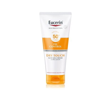 Eucerin Sun Oil Control Body Dry Touch Gel-Creme LSF50+