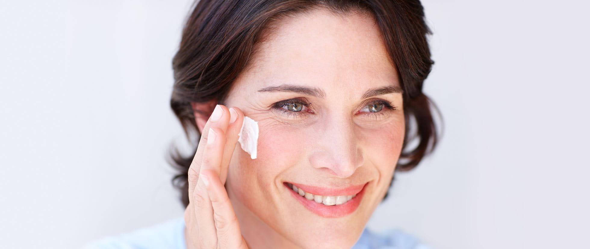 Was tun gegen Altersbedingt trockene Haut