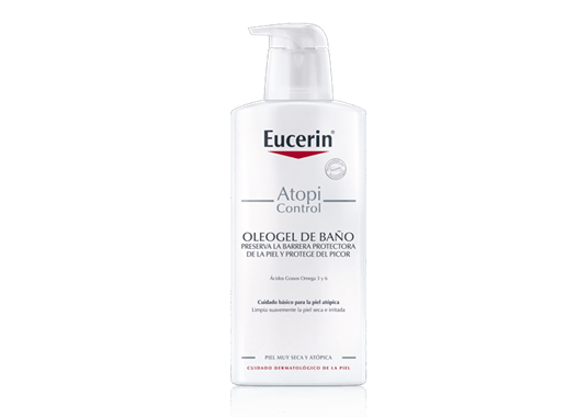 Eucerin AtopiControl Oleogel de Baño