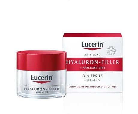 Eucerin Volume-Filler Crema de Día para la piel seca