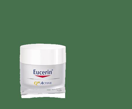 Eucerin Q10 ACTIVE Crema de Día para la piel seca