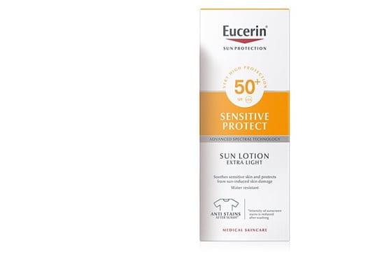 Eucerin Sun Loción Extra Light FPS 50