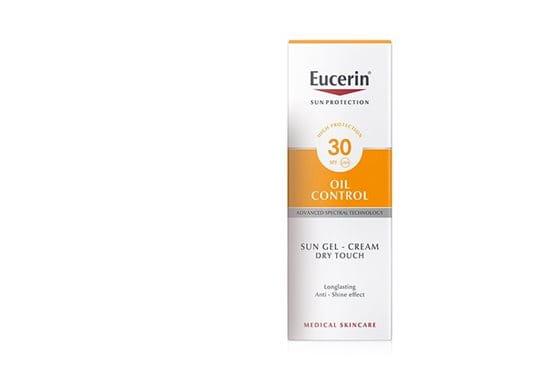 Protector solar no graso de Eucerin