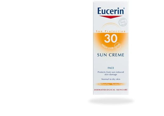 Eucerin Sun Creme SK 30 -aurinkovoide