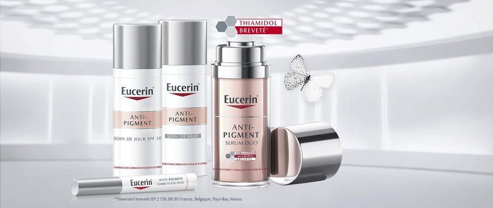 Eucerin ANTI-PIGMENT en cas d'hyperpigmentation