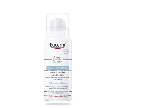 Spray anti-démangeaisons EUCERIN AtopiControl