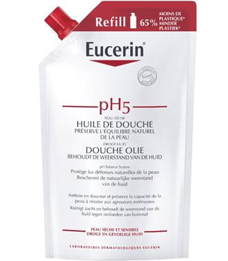 EUCERIN pH5 Huile de Douche