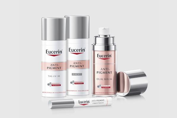 Eucerin Anti-Pigment range