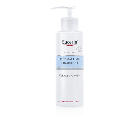 Cleansing milk from Eucerin