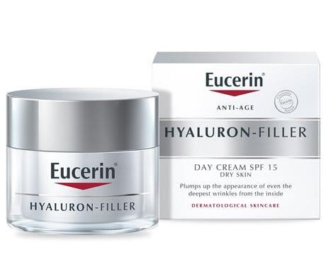 Eucerin Hyaluron-Filler Day SPF15 (Dry Skin)