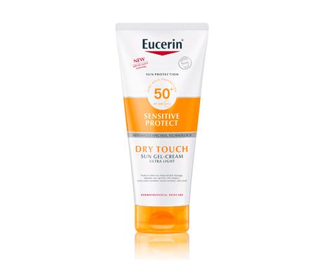 Packshot of Eucerin Sun Dry Touch SPF50