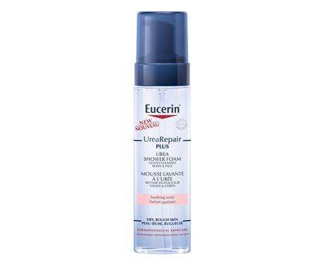Packshot of Eucerin Urea Shower Foam