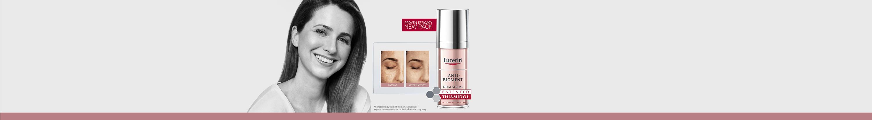 Eucerin Anti-Pigment range banner