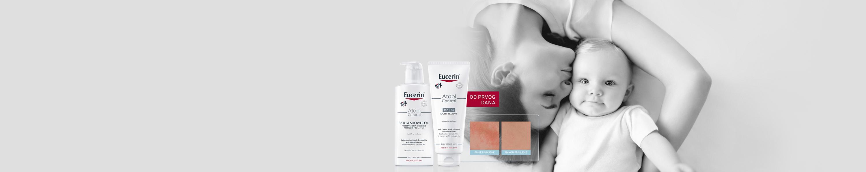 Eczema itch relief from Eucerin