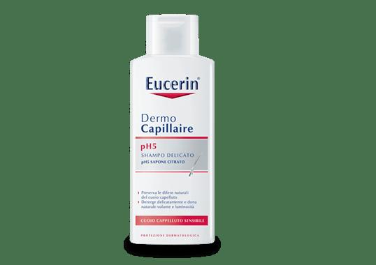 Eucerin DermoCapillaire pH5 SHAMPOO DELICATO