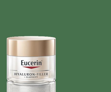 eucerin hyaluron filler elasticity crema giorno