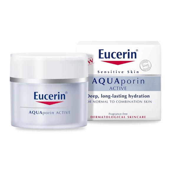 eucerin face moisturizer