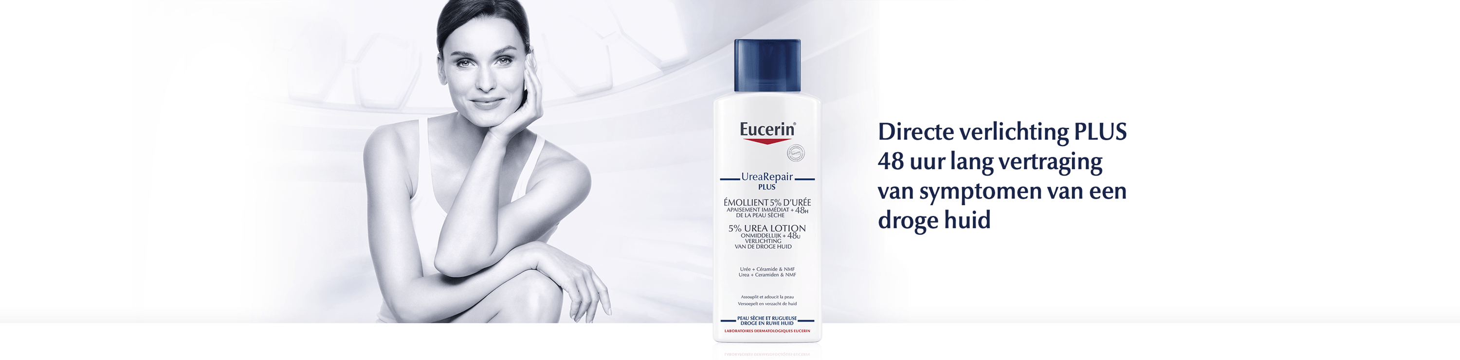 Eucerin Urea lijn - UreaRepair PLUS