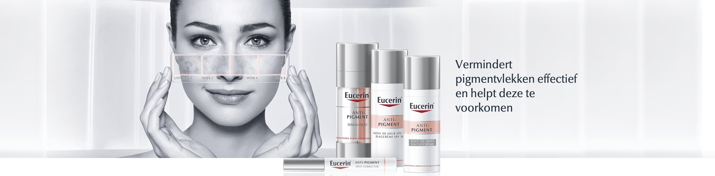 Eucerin Anti-Pigment producten voor vermindering van hyperpigmentatie