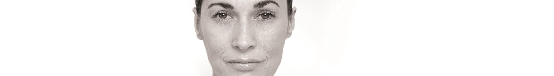 Grande plano de rosto de mulher