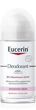 Eucerin Dezodorans pH5 Roll-On sa 0% aluminijuma