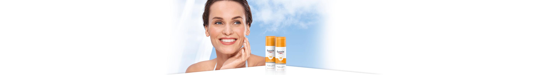 Eucerin Sun Gel-krem za lice za masnu kožu SPF 50+