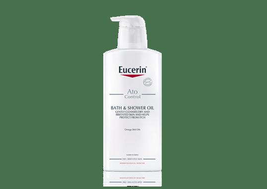 Eucerin AtoControl Bath and Shower Oil