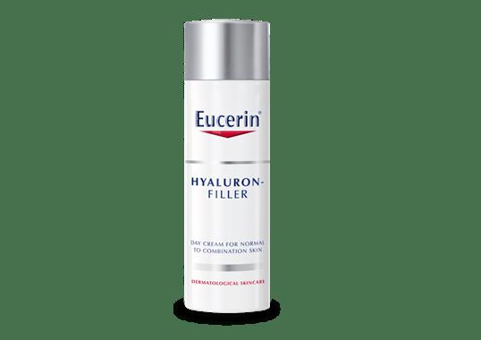 Eucerin HYALURON-Filler Day Cream Normal to Combination skin SK 15 + UVA -päivävoide