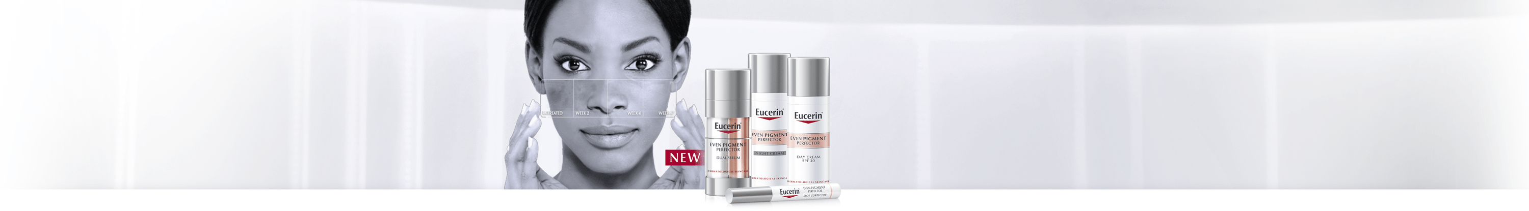 Eucerin Even Pigment Perfector Stage Teaser
