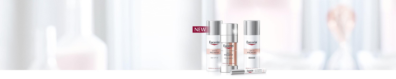 Hiperpigmentācijas produkti no Eucerin